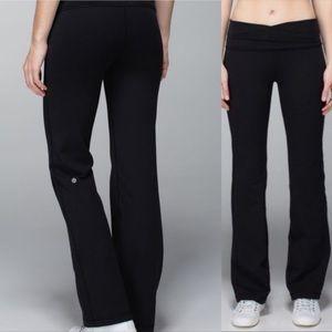 Lululemon Astro Pants Leggings in Black